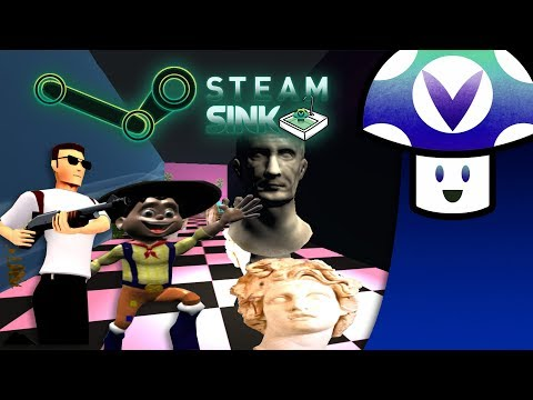 [Vinesauce] Vinny - Steam Sink