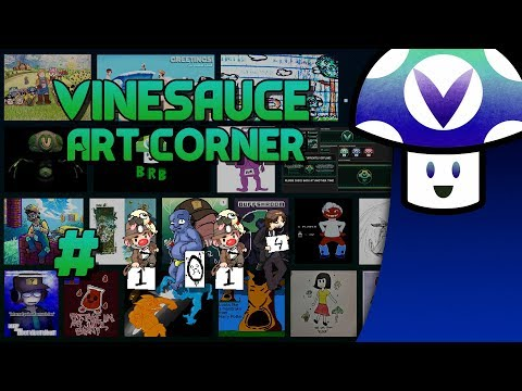 [Vinebooru] Vinny - Vinesauce Art Corner #1014