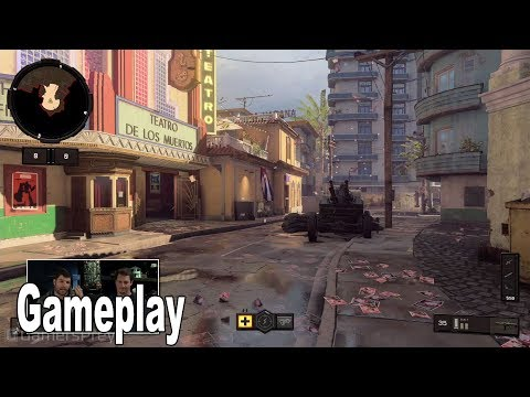 Call of Duty: Black Ops 4 - Operation Apocalypse Z Multiplayer Gameplay and Details [HD 1080P]