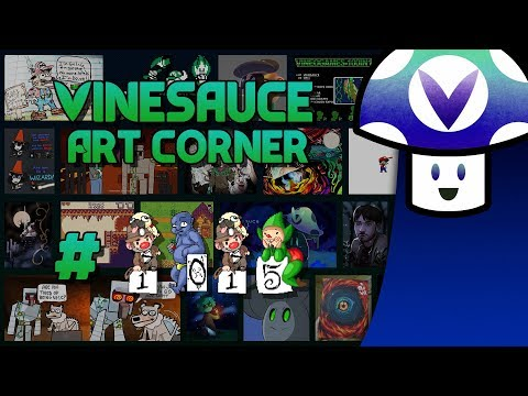 [Vinebooru] Vinny - Vinesauce Art Corner #1015