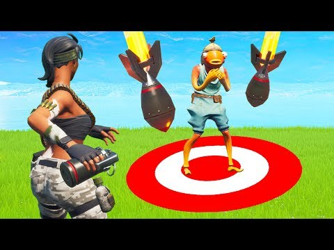 *NEW* Airstrike Grenade in Fortnite!
