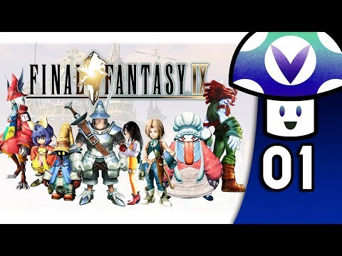 [Vinesauce] Vinny - Final Fantasy IX (PART 1)