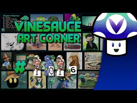 [Vinebooru] Vinny - Vinesauce Art Corner #1016