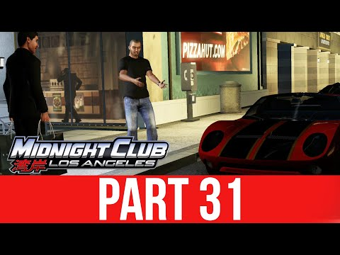 MIDNIGHT CLUB LOS ANGELES XBOX ONE Gameplay Walkthrough Part 31 - EXOTIC CAR RACE WITH KAROL
