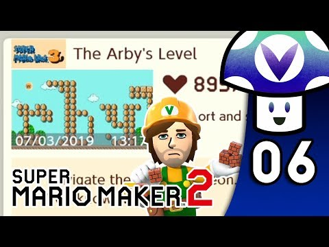 [Vinesauce] Vinny - Super Mario Maker 2 (PART 6)