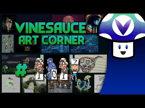 [Vinebooru] Vinny - Vinesauce Art Corner #1017