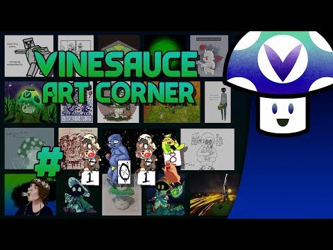 [Vinebooru] Vinny - Vinesauce Art Corner #1018