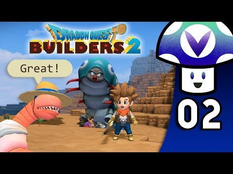 [Vinesauce] Vinny - Dragon Quest Builders 2 (PART 2)