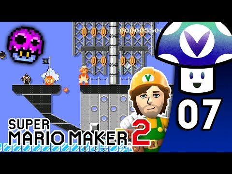 [Vinesauce] Vinny - Super Mario Maker 2 (PART 7)