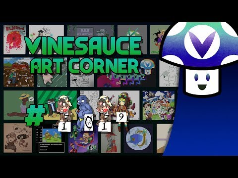 [Vinebooru] Vinny - Vinesauce Art Corner #1019