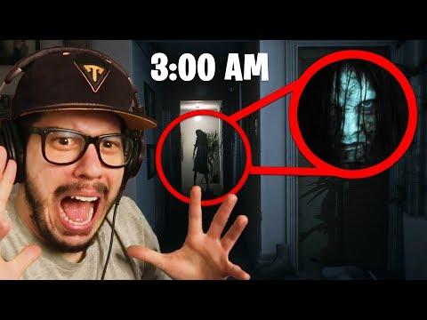 SCARIEST GAME EVER!! (Visage, Part 1)