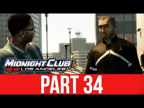 MIDNIGHT CLUB LOS ANGELES XBOX ONE Gameplay Walkthrough Part 34 - BOOKE IS BACK