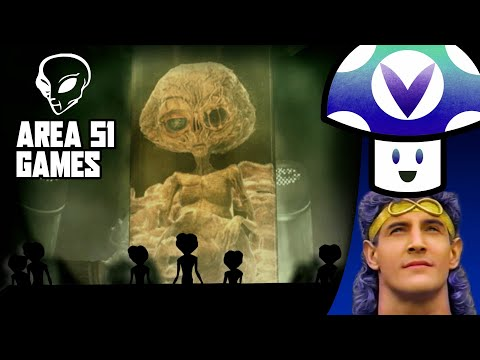 [Vinesauce] Vinny - Area 51 Games