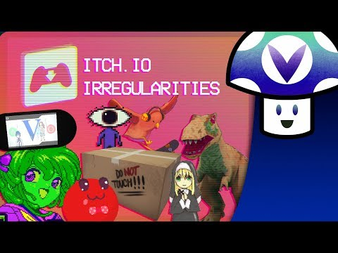 [Vinesauce] Vinny - Itch.io Irregularities