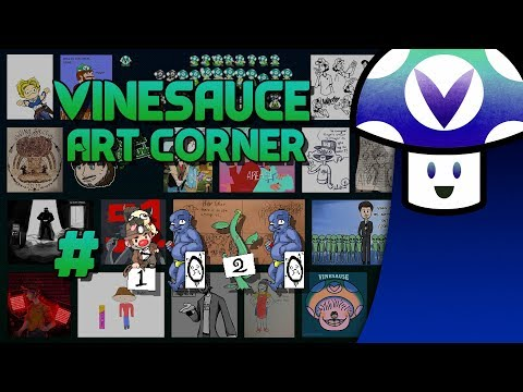 [Vinebooru] Vinny - Vinesauce is HOPE Talk & Vinesauce Art Corner #1020