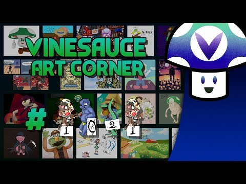 [Vinebooru] Vinny - Vinesauce Art Corner #1021
