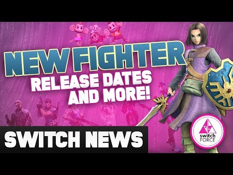 HERO Coming THIS MONTH?!, Resident Evil UPDATE, and MORE! (Switch News Roundup)
