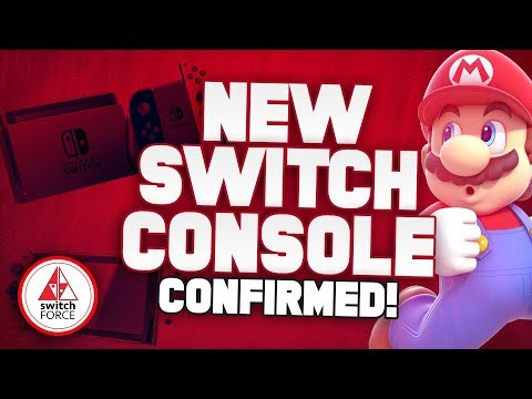 Nintendo's New Switch Model Update with Better Battery life!