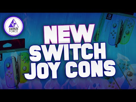 NEW Nintendo Switch Joy Con COMING This Year!