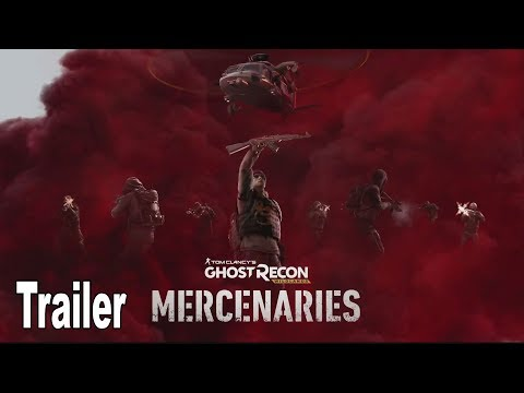 Tom Clancy's Ghost Recon Wildlands - Mercenaries Trailer [HD 1080P]