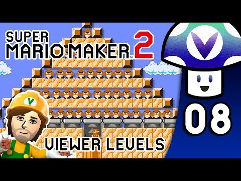 [Vinesauce] Vinny - Super Mario Maker 2 (PART 8)
