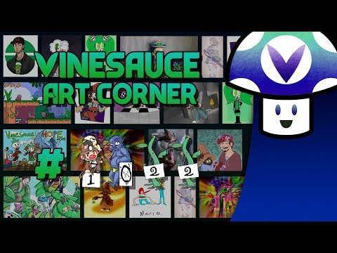 [Vinebooru] Vinny - Vinesauce Art Corner #1022
