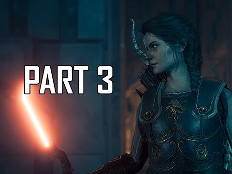 ASSASSIN'S CREED ODYSSEY Judgement of Atlantis Walkthrough Part 3 - Forge