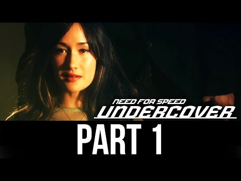 NEED FOR SPEED UNDERCOVER Gameplay Walkthrough Part 1 - MAGGIE Q