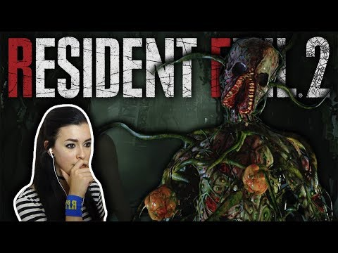 PLANT ZOMBIES EVERYWHERE! | Resident Evil 2 Remake Gameplay | Claire B | Part 8