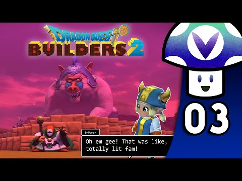 [Vinesauce] Vinny - Dragon Quest Builders 2 (PART 3)