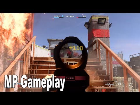 Call of Duty: Modern Warfare (2019) - Gunfight Multiplayer Gameplay No Commentary [4K 2160P/60FPS]