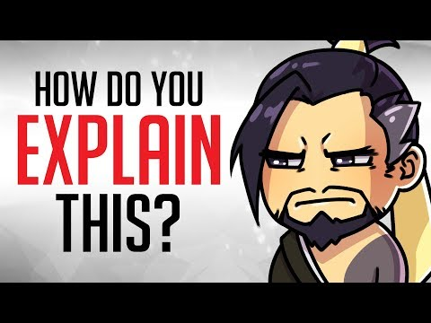 10 Things That Don't Make Sense About Hanzo