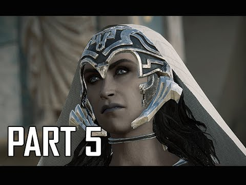 JUNO APPEARS - ASSASSIN'S CREED ODYSSEY Judgement of Atlantis Walkthrough Part 5