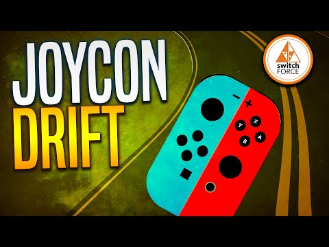 Is Switch Joy Con Drift... Real!? (Switch Discussion)