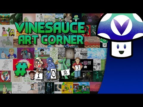 [Vinebooru] Vinny - Vinesauce Art Corner #1023