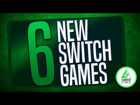 6 New Switch Games Announced... With Release Date Update! (New Games July 2019)
