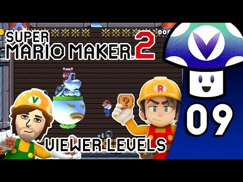 [Vinesauce] Vinny - Super Mario Maker 2 (PART 9) *Re-Upload*