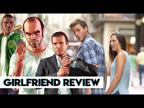 Should Your Boyfriend Play Grand Theft Auto V?