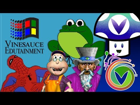 [Vinesauce is HOPE] Vinny - Edutainment Games