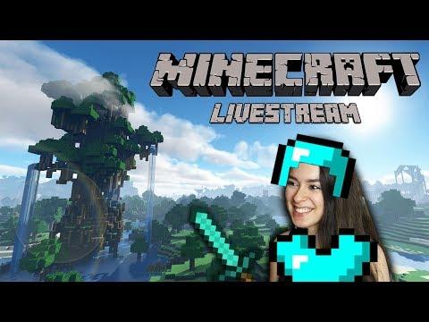 More Minecraft and Chill | Minecraft | Livestream #2