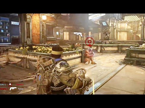 GEARS 5 - NEW Gameplay (Upcoming THIRD-PERSON SHOOTER Game 2019)