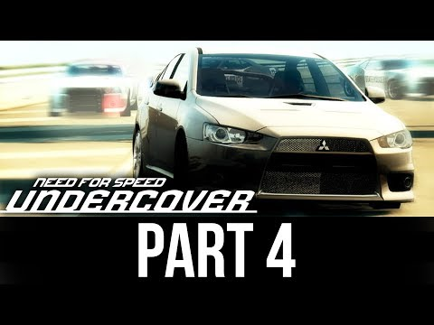 NEED FOR SPEED UNDERCOVER Gameplay Walkthrough Part 4 - BREAKING THE GAME