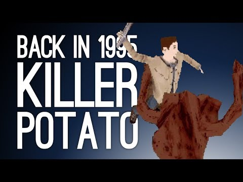 Back in 1995 Gameplay: KILLER POTATOES 🥔 (Let's Play Survival Horror Back in 1995)