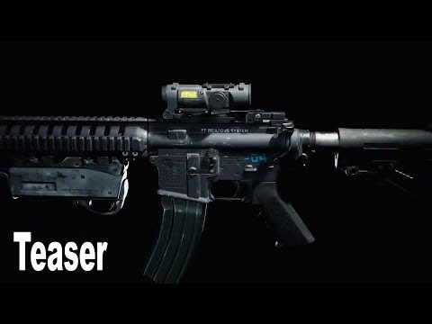 Call of Duty: Modern Warfare (2019) - Gunsmith Teaser [HD 1080P]