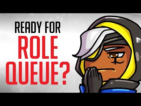 What does the NEW Role Queue MEAN for Overwatch?