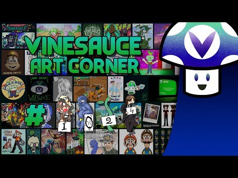 [Vinebooru] Vinny - Vinesauce Art Corner #1024