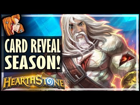 A NEW 20/20 MINION?! IT'S CARD REVEAL SEASON! - Saviors of Uldum Card Review - Hearthstone