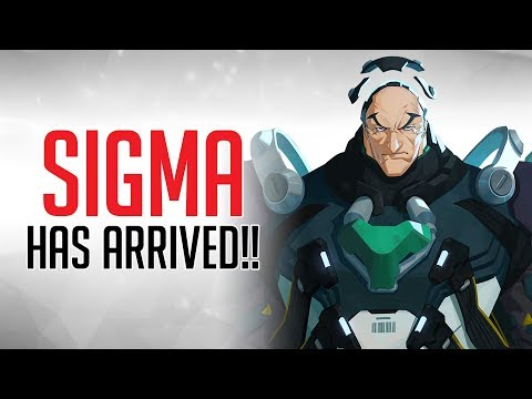 Overwatch: NEW Hero Sigma Gameplay! - ALL Abilities Breakdown