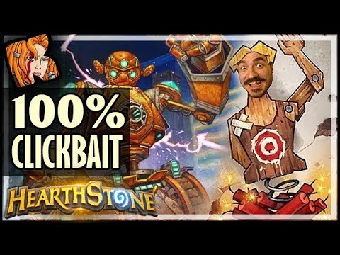 100% WINRATE??? Kripp BREAKS the WILD META with THIS DECK 😱 - Wild Hearthstone