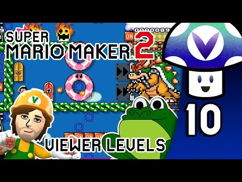 [Vinesauce] Vinny - Super Mario Maker 2 (PART 10)